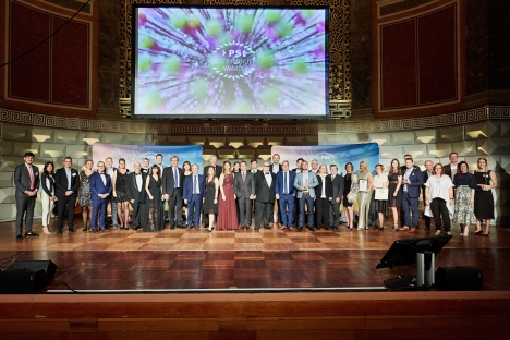 Gewinner der PSI Sustainability Awards 2019 (Quelle: PSI)
